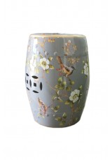Angela Oriental Ceramic Stool